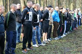 le si e social giżycki półmaraton w lesie miejskim gazeta olsztyńska