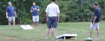 Play At The Beach Park Office Or Wherever You Want Just If Enjoy Cornhole Bean Bag Toss This Is A Genuine Set For Your Next Event