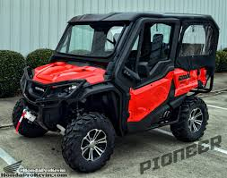 2016 Honda Pioneer 1000-5 ($9,000+ In Accessories) 29