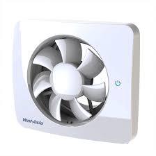 svensa pureair badlüfter mit geruchs feuchtigkeits und lichtsensor timer 100 125mm steuerung über eine app