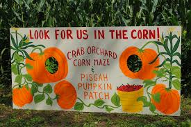 Pumpkin Patch Illinois 2016 by Crab Orchard Corn Maze Historic Crab Orchard Museum