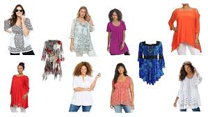 top 10 best plus size tunics for women