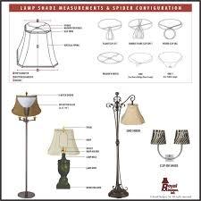 Square Crystal Lamp Finials by Fancy Square Bell Lamp Shade Basic Shades Royalllampshades Com
