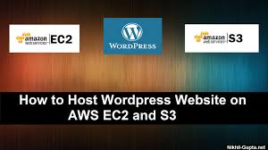 How To Host Wordpress Website On AWS EC2 And S3 - Nikhil Gupta Wordpress Hosting Fast Reliable Lyrical Host 15 Very Faqs On Starting A Selfhosted Blog Best Shared For The Beginners Guide 10 Faest Woocommerce Wordpress Small Online Business Theme4press How To Install Manually Web In 2017 Top Comparison Reviews Eukhost Premium 50 Gb Unlimited Blogs 3 For 2016 Youtube Godaddy Managed Review Startup Wpexplorer Themes With Whmcs Integration 2018 20 Athemes