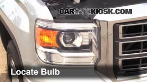 headlight change 2014 2016 gmc 1500 2014 gmc 1500