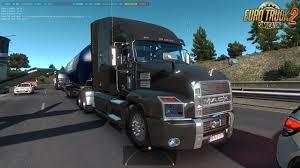 Mack Anthem 2018 In Traffic [1.32.x] | Euro Truck Simulator 2 Mods