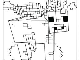 Coloring Pages For Minecraft Download By Stampylongnose