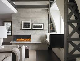 electric fireplace living room living room contemporary with gas