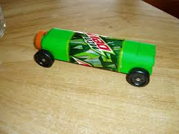 Template For Pinewood Derby Car
