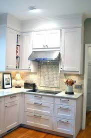 Pinterest Kitchen Soffit Ideas by Diy How To Disguise A Kitchen Soffit Kitchen Soffit Kitchens
