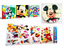Mickey Mouse Bedroom Ideas by Mickey Mouse Wall Decor Ideas Design Ideas And Decor