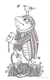 The Frog Footman By Anita Inverarity
