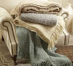 HOT} Pottery Barn Cozy Throw Blankets for $19 Shipped Reg $59