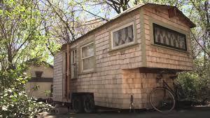 100 Gypsy Tiny House Yellow Sages Wagon Handbuilt Portable Cabintiny Home In Boston