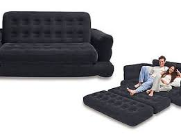 Intex Inflatable Sofa With Footrest by Sofa Contemporary Commendable Intex Inflatable Pull Out Double