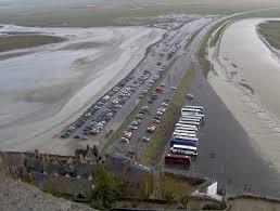 file mont st michel parking jpg wikimedia commons