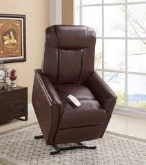Pride Serta Lift Chair by Serta Large Deluxe Power Recliner Push Button Plush Living Room