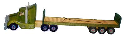 plans and patterns for wooden trucks