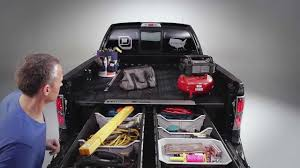 Graceful Truck Bed Storage 21 04 14 F150 Raptor DECKED Drawer ...