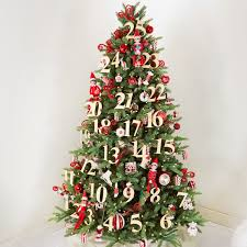 Christmas Tree With Elves