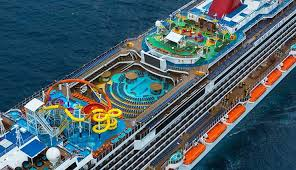 carnival breeze deck plan planet cruise