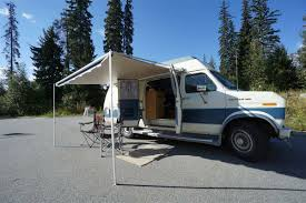1987 Ford Econoline Camper For Sale In Whistler British Columbia