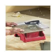 Ryobi 7 Wet Tile Saw Blade by Skil 354001rt 7 In 120v 4 2 Amp 0 45 Degree Bevel Wet Tile Saw