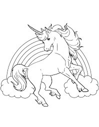Best Unicorn Pictures To Color Coloring Book Ideas