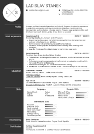 Resume Examples By Real People: Valuation Analyst Resume ... Analyst Resume Example Best Financial Examples Operations Compliance Good System Sample Cover Letter For Director Of Finance New Senior Complete Guide 20 Disnctive Documents Project Samples Velvet Jobs Mplates 2019 Free Download Accounting Unique Builder Rumes 910 Financial Analyst Rumes Examples Italcultcairocom