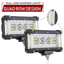 Buy Dual Side Shooter LED Lights, Swatow Industries 2PCS 220W Osram ... 19992018 F150 Diode Dynamics Led Fog Lights Fgled34h10 Led Video Truck Kc Hilites Prosport Series 6 20w Round Spot Beam Rigid Industries Dually Pro Light Flood Pair 202113 How To Install Curve Light Bar Aux Lights On Truck Youtube Kids Ride Car 12v Mp3 Rc Remote Control Aux 60 Redline Tailgate Bar Tricore Weatherproof 200408 Running Board F150ledscom Purple 14pc Car Underglow Under Body Neon Accent Glow 4 Pcs Universal Jeep Green 12v Scania Pimeter Kit With Red For Trucks By Bailey Ltd