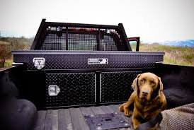 100 Truck Dog Kennels Highway Products Top Gun Kennel Box This Box Offers A Secure