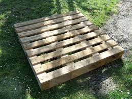 Picture Of Strawberry Pallet Planter
