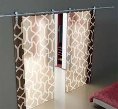 Sliding Door Curtain Ideas Pinterest by Modern Interior Sliding Glass Door Design Frosted House Ideas