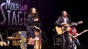 Wilco Tiny Desk 360 by Sarah Lee Guthrie And Johnny Irion On Mountain Stage Npr