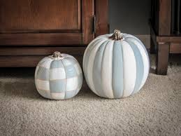 Mackenzie Childs Painted Pumpkins by Diy Design Cents