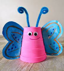 15 Easy Butterfly Craft Ideas To Make At Home