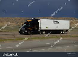 100 Prime Trucking Phone Number Wil Trans Jim Palmer Black Stock Photo Edit Now