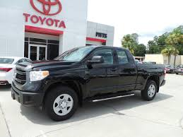 100 Toyota Tundra Trucks For Sale Certified PreOwned 2017 DLX Double Cab In Dublin