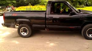 100 Chevy 454 Ss Truck Classic 1990 SS Burnout YouTube