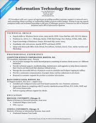 Examples Of Technical Skills All Quintessence It Resume Example Information Technology Printable