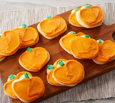 Green Bay Packers Pumpkin by Cheryl U0027s 24 Piece Frosted Pumpkin Cutouts Auto Delivery Page 1
