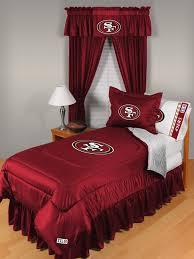 San Francisco 49ers Locker Room Bed In A Bag 15995