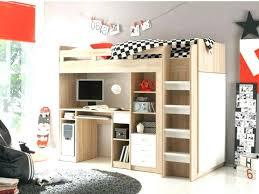 lit bureau armoire combiné lit mezzanine avec armoire lit lit mezzanine avec bureau