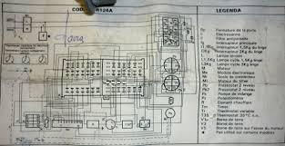 schema electrique lave linge brandt cablage moteur de machine à laver à 2 vitesses forums des
