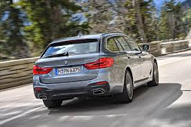BMW 530d Touring 2017 review