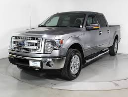 100 Ford 4x4 Trucks For Sale Used 2014 FORD F 150 Xlt Truck For Sale In HOLLYWOOD FL 96367