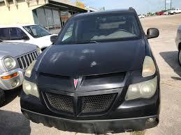 2003 Pontiac Aztek Base Fwd 4dr SUV In Cadiz KY Kings Auto Sales