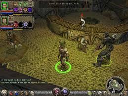 dungeon siege i dungeon siege 2