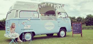 The Truly Scrumptious Catering Van
