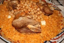 cuisine maghrebine tchakhchoukha spécialité algérienne par é